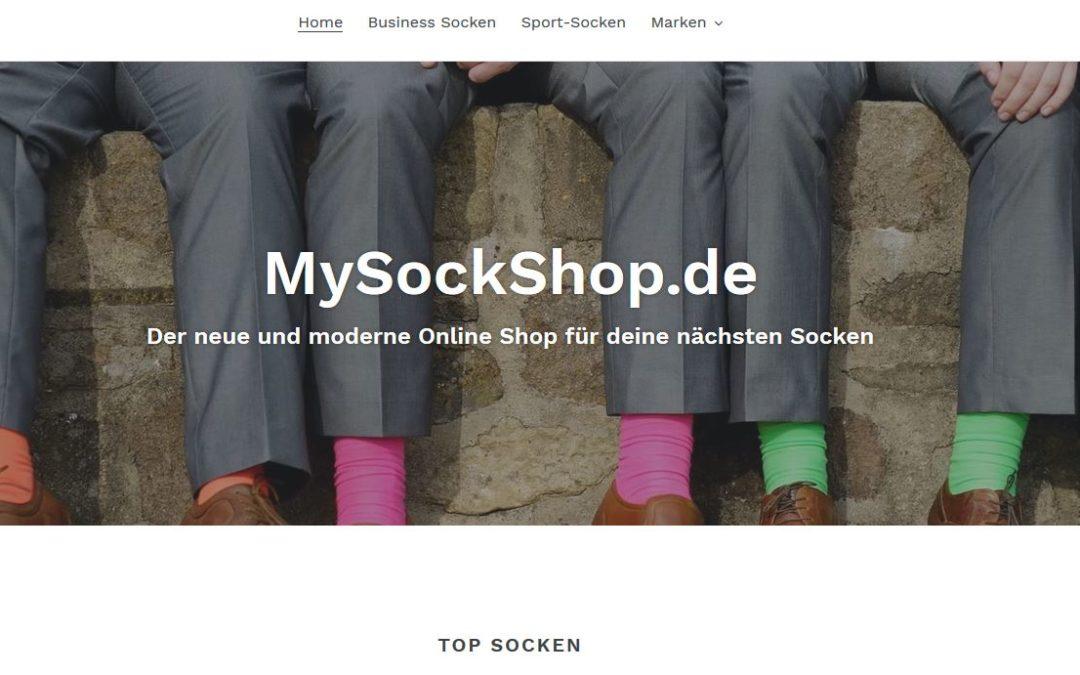 Nima Media mit Nima Brands im Sockenbusiness